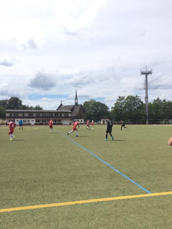 Foto vom Testspiel des VfB Linz III gegen die SG Naurot/Ransbach