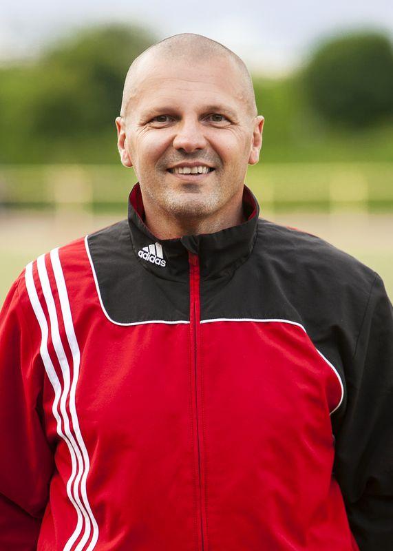 Torwarttrainer Andreas Kurenbach