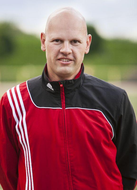 Co-Trainer Björn Nietzard