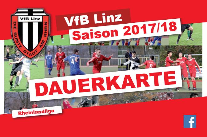 Dauerkarte Rheinlandliga Saison 2017/2018