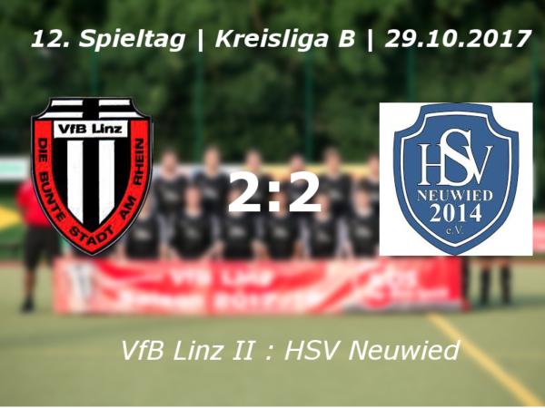 VfB Linz II - HSV Neuwied