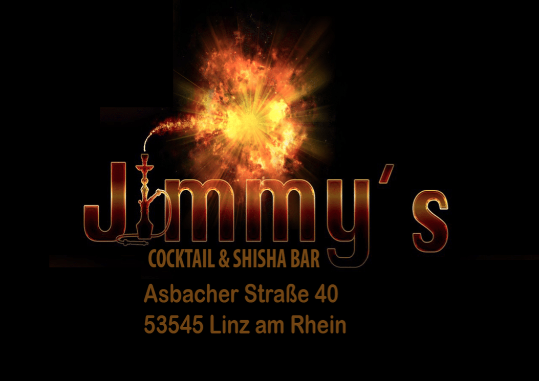 Sponsor Jimmys Cocktail & Shisha Bar