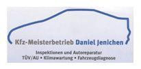 Sponsor Kfz-Meisterbetrieb Daniel Jenichen