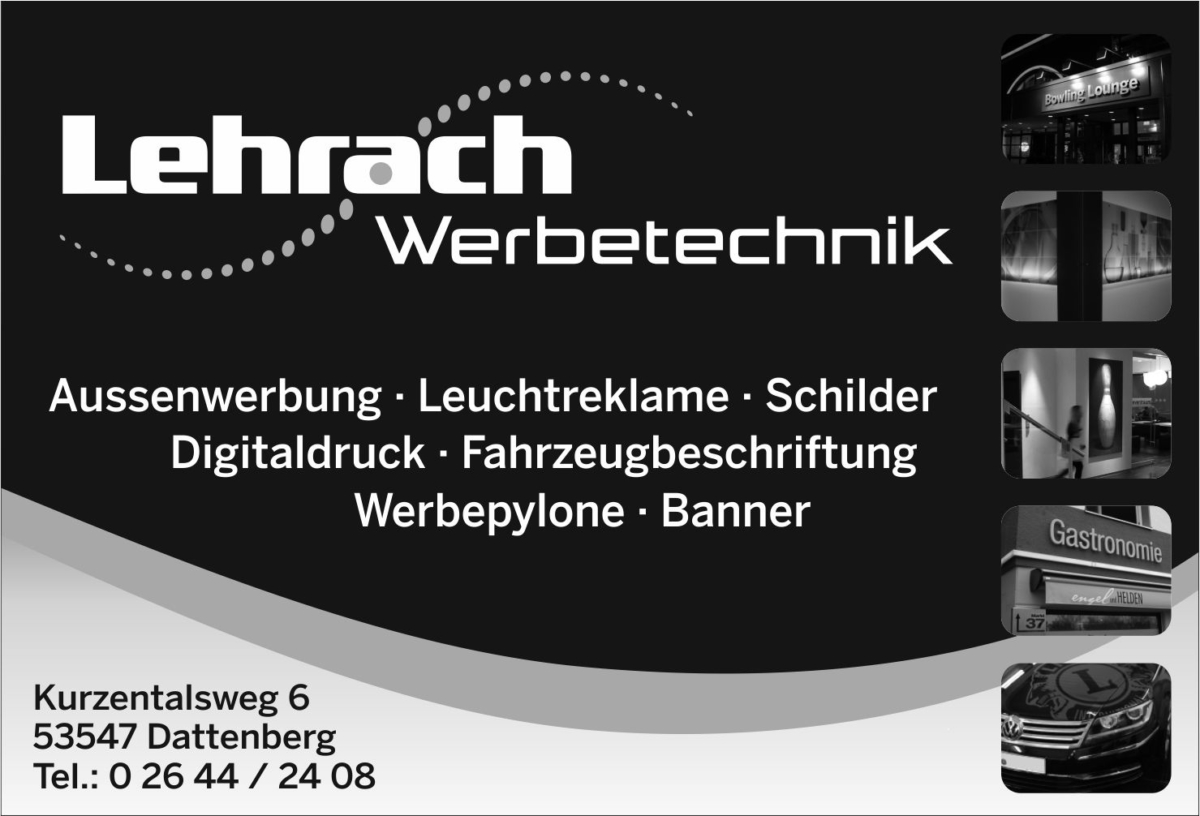 Sponsor Lehrach Werbetechnik