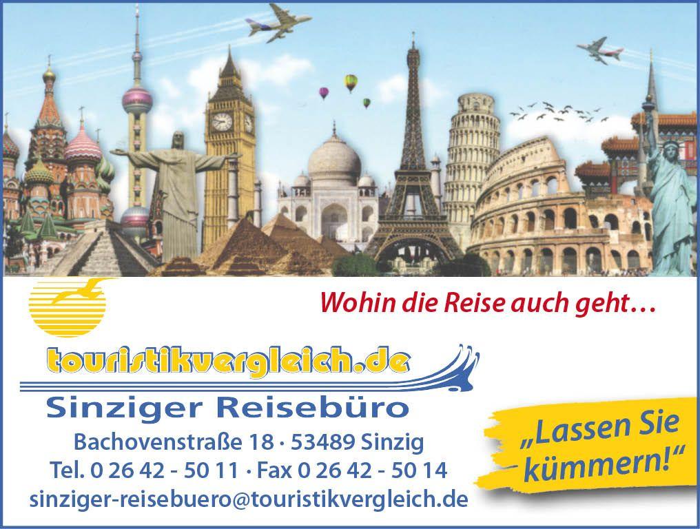Sponsor Reisebüro Sinzig