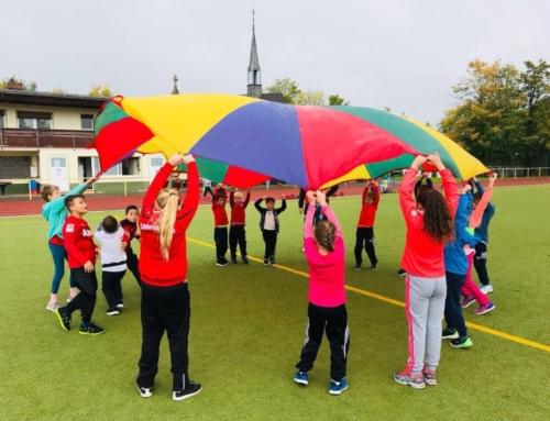 Sportfreizeit begeistert Kinder und Betreuer