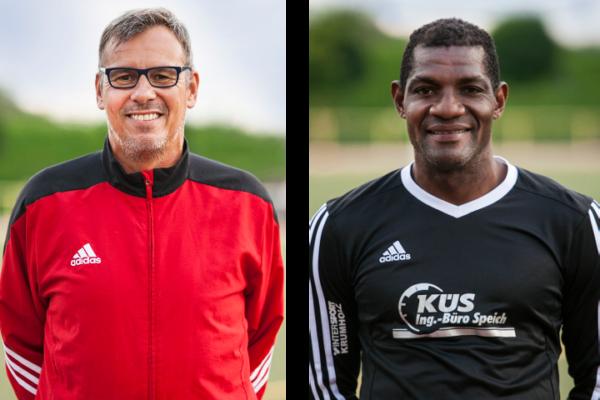 Vertragsverlängerung mit dem Trainerteam Paul Becker und Noel Kipre