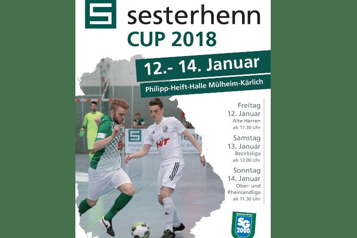 Plakat Sesterhenn-Cup 2018