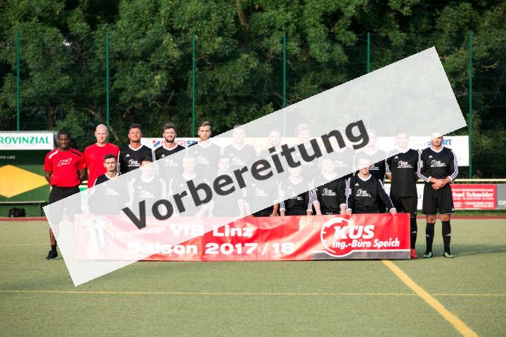Vorbereitung 2. Mannschaft Saison 2017/2018