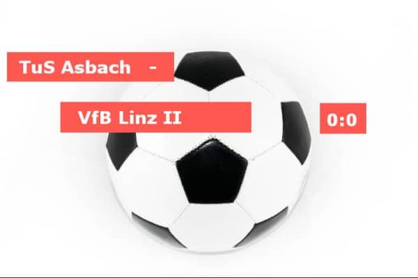 TuS Asbach - VfB Linz II