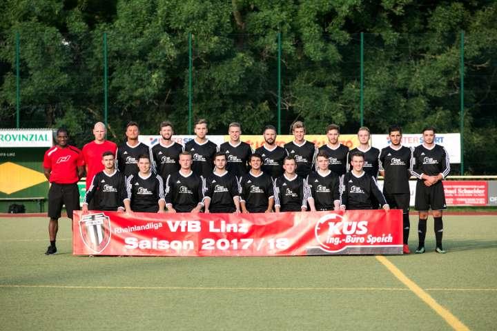 VfB Linz - II. Mannschaft - Saison 2017/2018