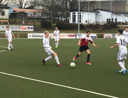 A-Junioren siegen 3:1 in Hamm