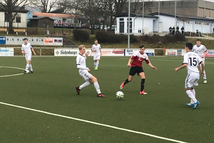 A-Junioren VfL Hamm - JSG Rheinbrohl/Linz/Erpel