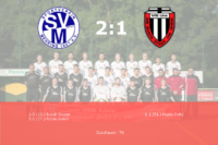 Ergebnis SV Mehring - VfB Linz