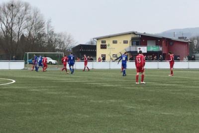 SG Andernach - VfB Linz