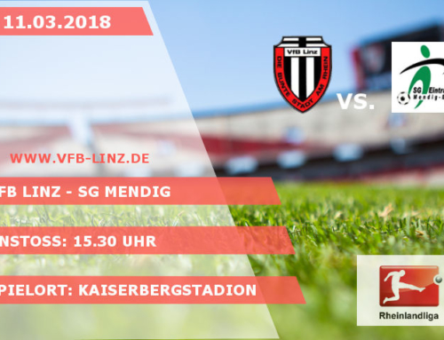 VfB will seine Erfolgsserie fortsetzen
