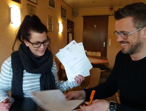 Marita Brandenburg übernimmt die Gaststätte auf dem Kaiserberg