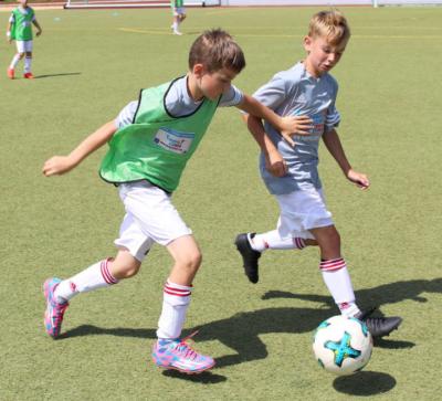 Fußball Feriencamp Sommer 2018