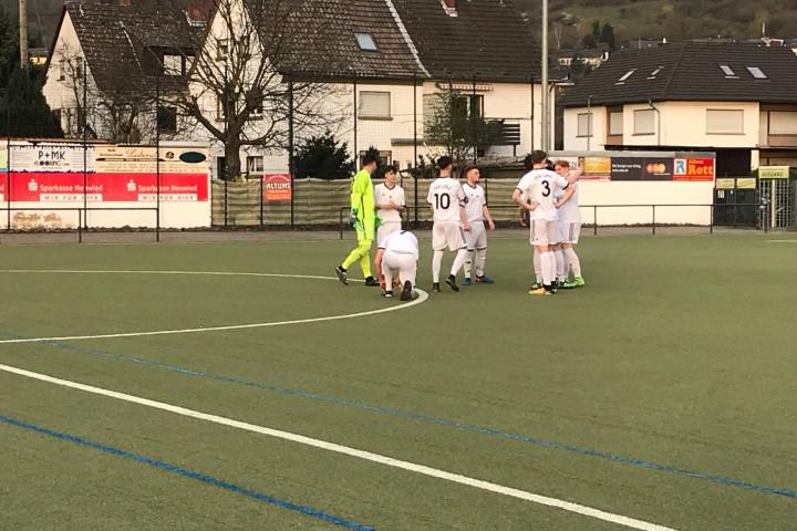 A-Junioren - JSG Rheinbrohl - JSG-Weitefeld