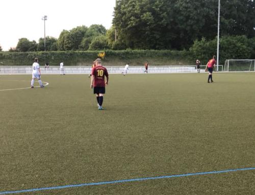 A-Junioren mit unglücklichem Unentschieden in Altenkirchen