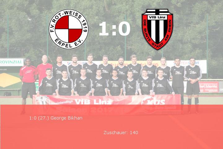 FV Erpel - VfB Linz II