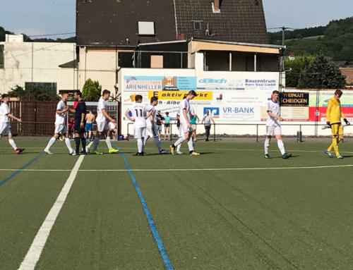 A-Junioren qualifizieren sich für die Bezirksliga