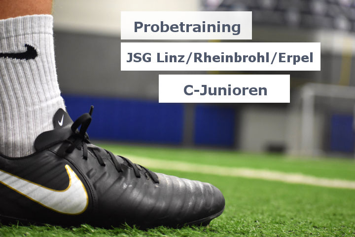 Probetraining C-Junioren