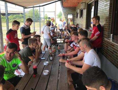 A-Junioren mit Testspielen gegen Rheinbrohler Senioren