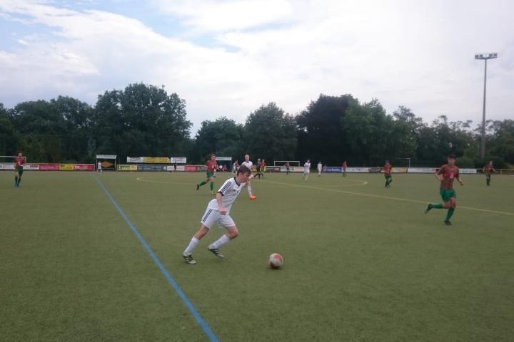 A-Junioren JSG Erpel - JFV Zissen