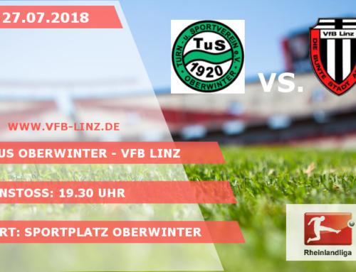 Rheinlandliga Saison startet mit der Auswärtspartie beim TuS Oberwinter
