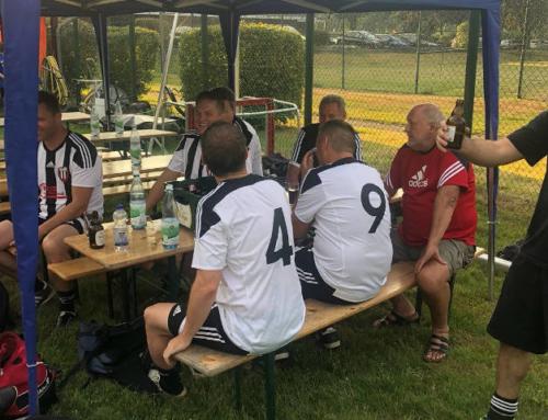 Alte Herren wird Zweiter beim Kleinfeldturnier in Niederbreitbach