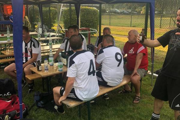 Alte Herren Turnier in Niederbreitbach
