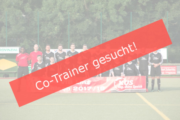 VfB Linz II Co-Trainer für die Saison 2018/2019 gesucht