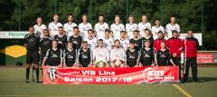 Mannschaftsfoto des VfB Linz - Saison 2017/2018