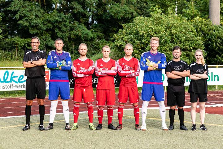 Die Neuzugänge der 1. Mannschaft des VfB Linz in der Saison 2018/2019