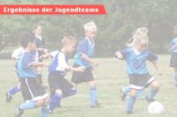 Ergebnisse der Jugendteams