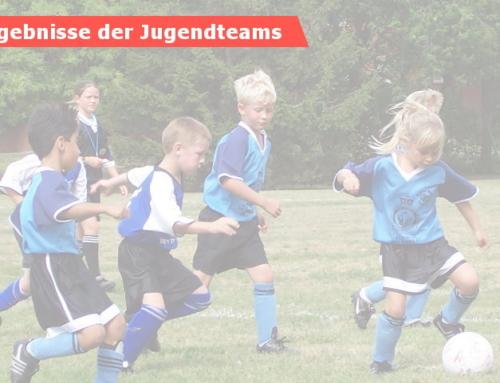 Ergebnisse & Spielberichte der Jugend vom 14.09. – 17.09.2018