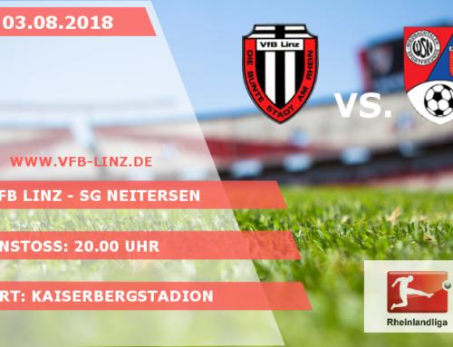 VfB Linz will auch im zweiten Spiel punkten