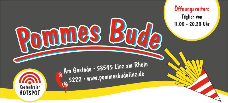 Sponsor Pommes Bude