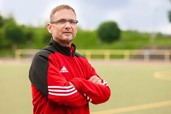 Sportlicher Leiter Thomas Gerolstein