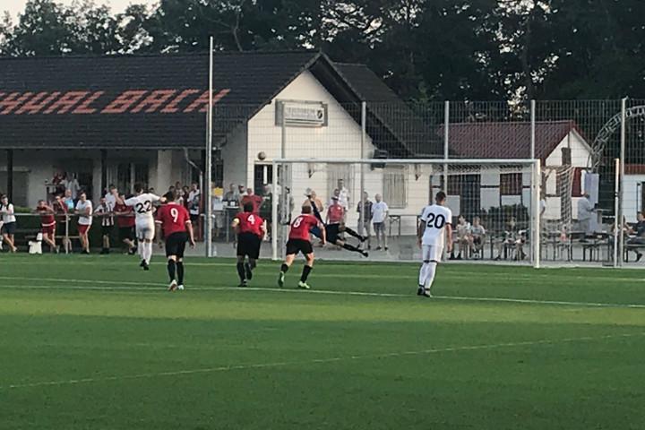 1. Runde Rheinlandpokal: TuS Burgschwalbach - VfB Linz