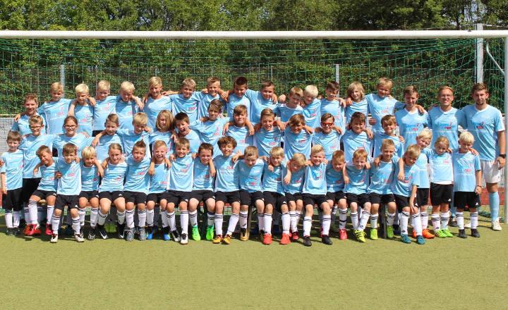 VfB Linz Fußball Feriencamp mit der Fußballschule Doppelspass