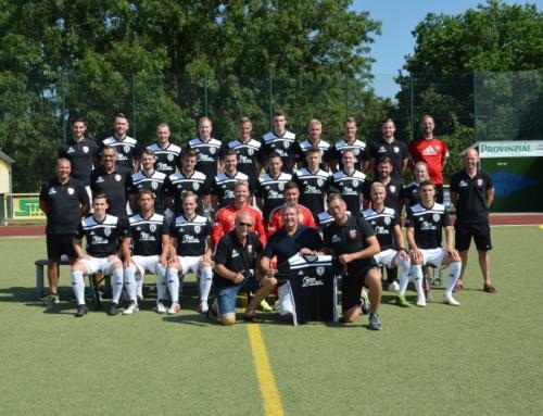 Sponsor KÜS engagiert sich weiterhin beim VfB Linz