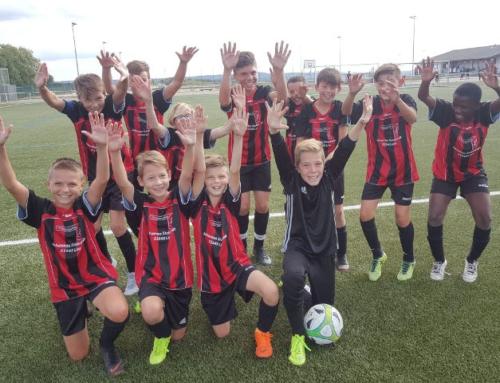 D1-Junioren weiter auf Erfolgskurs