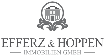 Logo des VfB Linz Sponsors Efferz & Hoppen