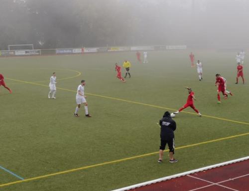 VfB Linz II gewinnt Regenschlacht gegen den SV Ataspor Unkel
