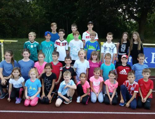 Vereinsmeisterschaft der Linzer Leichtathleten