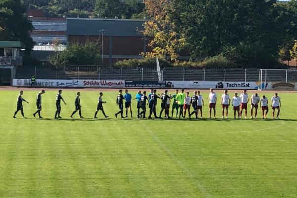 FSV Salmrohr - VfB Linz