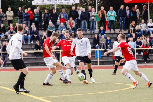 VfB Linz - SV Windhagen