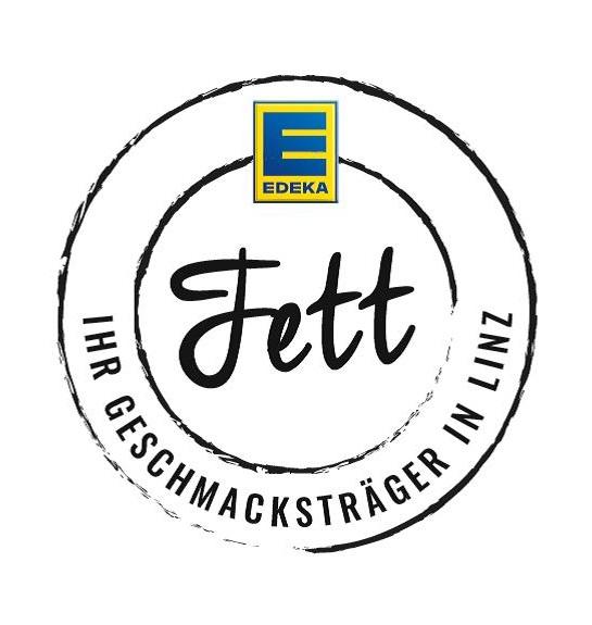 Sponsor Edeka Fett